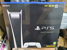 Brand new PS5 UK model in stock same day collection