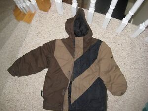 columbia winter jacket size 6/7