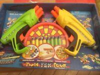 Twin ruff stuff air blasters 6yrs +