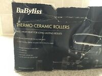 Baby Bliss ceramic rollers