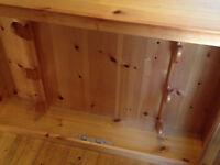 Hand Made Wooden Gun Display Cabinet
