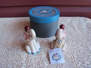 Beautiful Elephant Salt and Pepper set from Stokes!