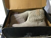 Firetrap ankle boots new never been worn