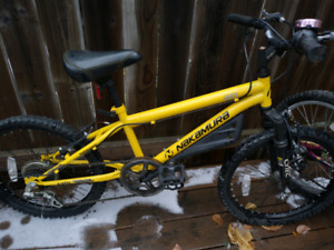 4 Kids bikes bicycles 20 inch wheels -need a part here and there
