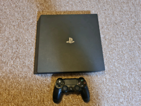 PS4 Pro 1TB Boxed