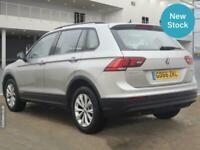 2017 Volkswagen Tiguan 2.0 TDi 150 4Motion S 5dr DSG Auto - SUV 5 Seats SUV Dies
