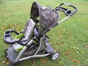 a52fb9b0f3e Fisher Price ActiveGear Stand   Ride Baby Stroller--Like New!