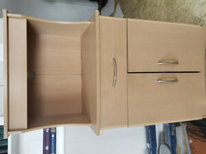 Microwave Stand, Cupboard, Breakfast Hutch