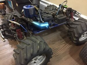 Two RC Cars in great condition