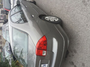 2004 Honda Civic Gris Berline