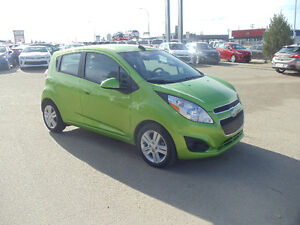2015 Chevrolet Spark LT with only 23,000 kilo
