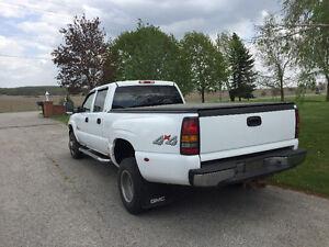 2004 GMC Sierra 3500 Diesel 4x4
