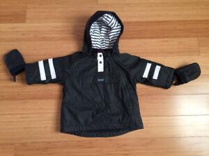 Manteau mi-saison enfant 18 mois
