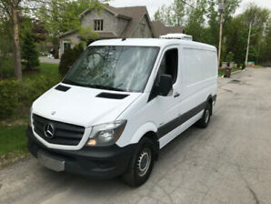2015 MERCEDES-BENZ SPRINTER **REEFER**IMPECCABLE**FINACEMENT**
