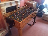 Football/Snooker/Air Hockey table