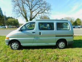 Devon Sunrise Toyota Hiace 2.4d 2 Berth Campervan for sale