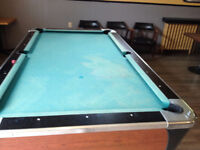 Pool Table Services