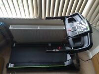 Reebok ZR LITE running machine treadmill excellent condition and hardly used!