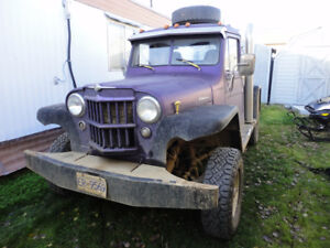 1952 Willy's Jeep