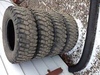 Mud terrains 265/70/17
