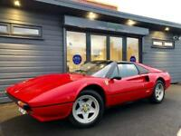 Ferrari 308 GTS Targra **Full Belt Service Just Been Done**