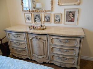 Bedroom Suite French Provincial