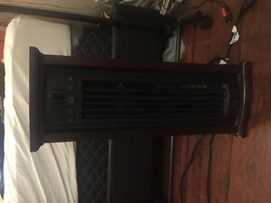 Infrared 1500W Heater Duraflame