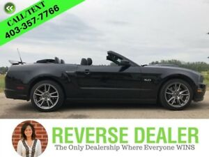 2014 Ford Mustang GT Premium Convertible  GT Convertible 5.0L, L