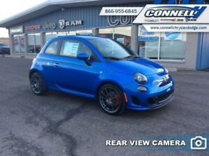 2019 Fiat 500 Abarth Hatchback  - $182.05 B/W