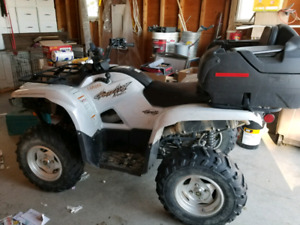 2010 yamaha grizzly 700 limited edition