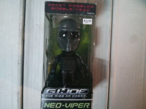 Funko Wacky Wobbler GI Joe Rise of CobraNeo-Viper bobble-head