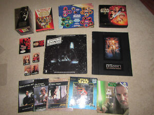 Star Wars Colectables