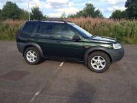 2002 Land Rover Freelander £295 Ono