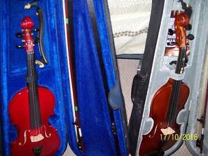 2 violins for sale