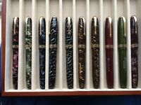 WANTED *FOUNTAIN PENS, VINTAGE & MODERN* Any Condition - Cash Paid - Free Valuation - Restoration