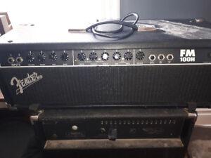 Fender frontman fm100