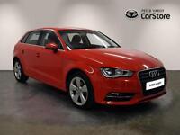 Audi A3 TDI SPORT (red) 2015-07-13