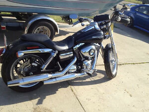 Harley-Davidson Dyna Superglide Custom for sale low km