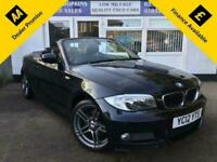 2012 BMW 1 Series 2.0 118D SPORT PLUS EDITION 2d 141 BHP Convertible Diesel Auto