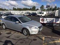 Ford mondeo Zetec tdci 2.0 full years mot 3 month warranty