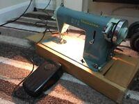 Alfa challenge Mint sewing Machine