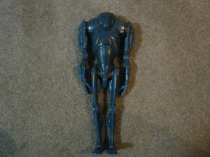 Star Wars 12 Inch SUPER BATTLE DROID Action Figure by Hasbro Strathcona County Edmonton Area image 1