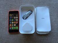 IPhone 5c pink 16 gb EE