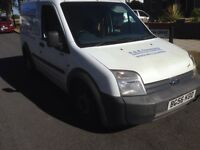 Ford transit connect 56 plate diesel manual MOTD good runner £550
