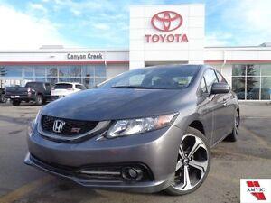 2014 Honda Civic SI CLEAN CARPROOF ONE OWNER