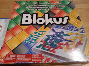 Blokus strategy game - complete
