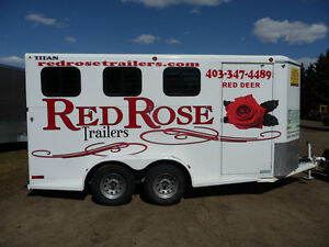 Cargo Trailers, Flatbeds, Dump Trailers, and More!