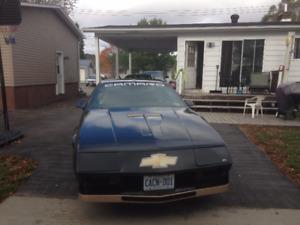 1982 Camaro