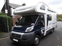 SWIFT ESCAPE 624, 5 BERTH, 4 BELTS, END KITCHEN, GOOD SERVICE HISTORY