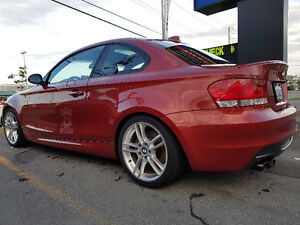 2008 BMW 1-Series 135i m-spec Coupe (2 door)